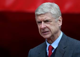 Arsenal's Wenger pleads for 'perspective' from Gunners fans