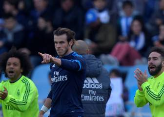 Buoyant Bale's bonce brings home the bacon for Real