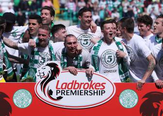 Celtic make it five on the trot