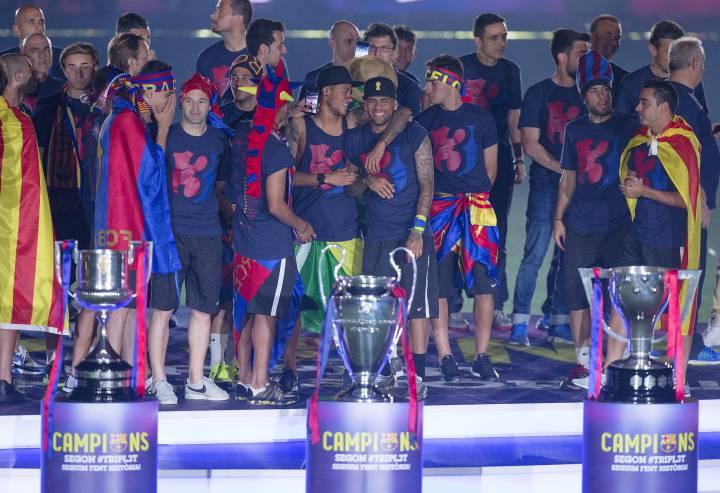 Barcelona bonus incentives for winning La Liga - AS.com