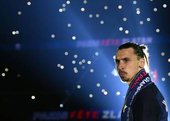 Ibrahimovic sets new PSG record in Nantes romp
