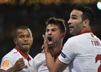 Sevilla make history in Basel