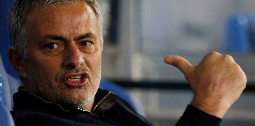 Mourinho will replace Van Gaal as the new Man United manager