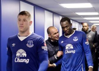 Martinez had lost the dressing room at Everton – Lukaku
