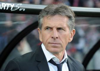 Puel no longer Nice manager