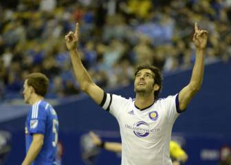 Kaká back in the fray for Brazil