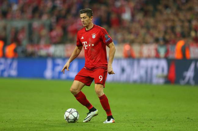 robert lewandowski ready to force move to real madrid   as