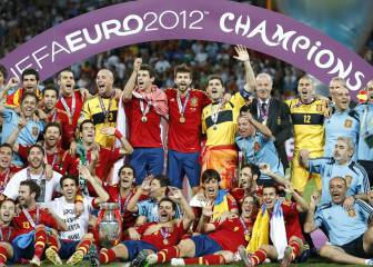 Spain's Euro 2016 campaign
