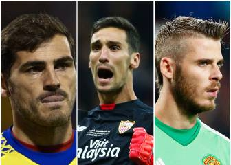 Rico, Casillas, De Gea: Who is Del Bosque's number one?