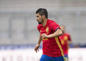Nolito: the ace in Vicente Del Bosque's pack