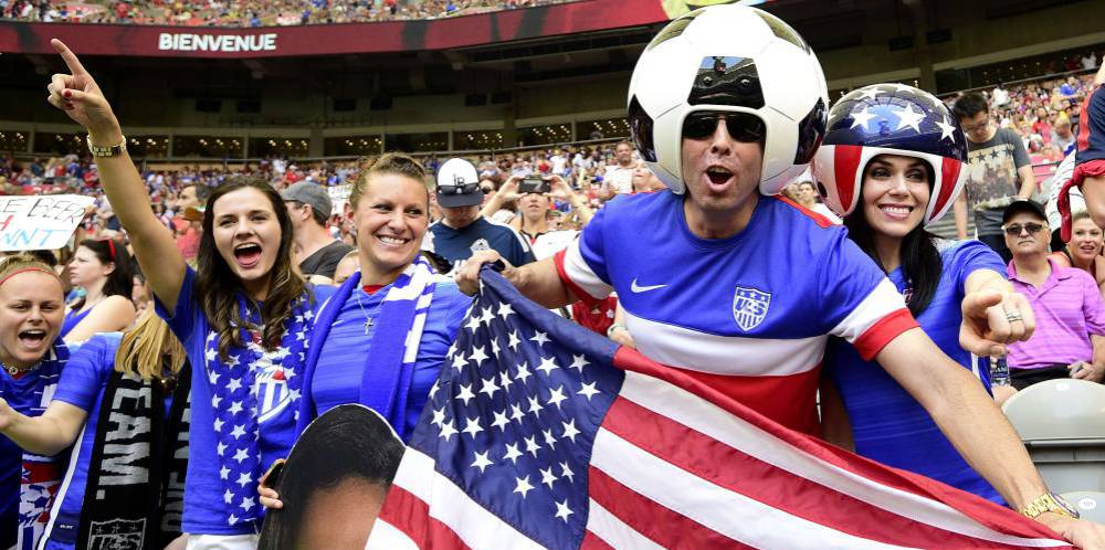 USA and Colombia ready to kick off Copa América party