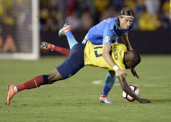 Brazil held, Peru win on day two of the Copa América