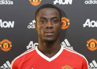 Eric Bailly, Mourinho's first signing at Old Trafford