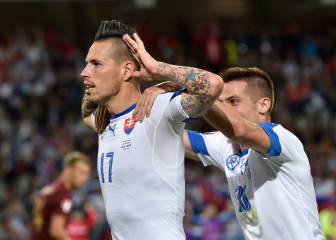 Slovakia have a boot in the last 16 after Russia victory
