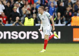 Vardy onside for equaliser in England victory over Wales
