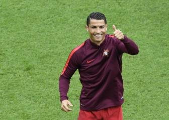 Cristiano becomes Portugal's most-capped player