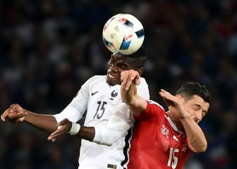 Draw sees France top group as Albania claim historic victory