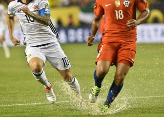 Chile cruise into Copa America final in Chicago