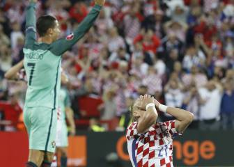 Shot shy Portugal nick it late in dull Croatian encounter
