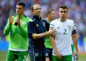 "O'Neill hails Ireland's ""heart and soul"" and ""brilliant fans"""