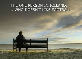 France - Iceland: memes, tweets and viking fun