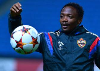 Leicester sign Nigerian Ahmed Musa from CSKA for €18.8m