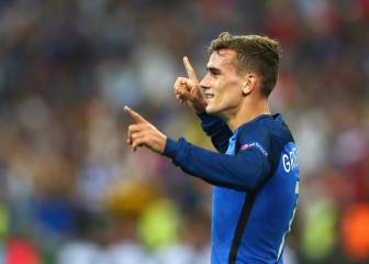 Griezmann brace secures Euro 2016 final spot for 'Les Bleus'