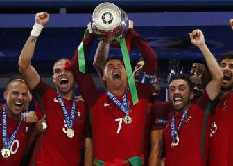 Eder strike sees Portugal stun hosts France to win Euro 2016