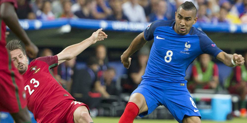 Payet with France.