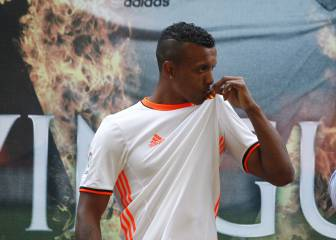 "Nani: ""Cristiano told me I was coming to a great club"""