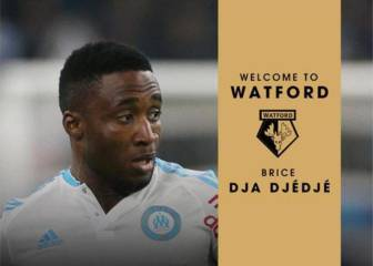Dja Djedje winging his way to Watford