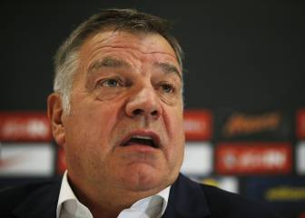 New England boss Allardyce 'very proud' to take charge