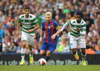 Arda and Munir get Barça off on the good foot in Dublin