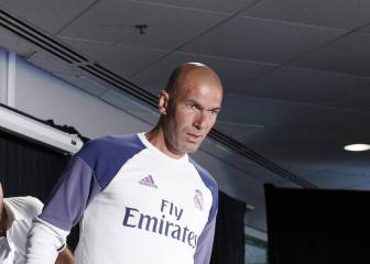 5 challenges facing Zidane ahead of the Uefa Super Cup