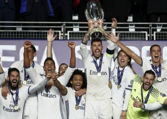 Madrid lift the Super Cup at the 'talismanic' Lerkendal