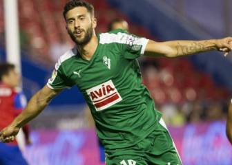 Borja Baston set for 18 million euro Swansea move