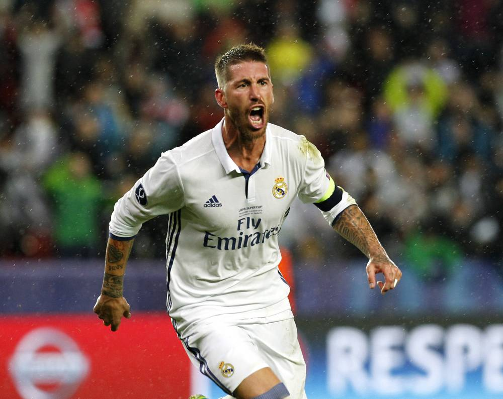 Real Madrid   Real Madrid round-up: Ramos, Zidane, Super ...