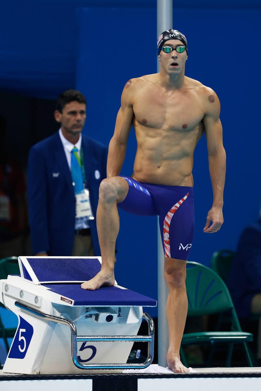 Michael Phelps Kalorien