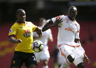 Nigerian hotshot Ighalo commits long-term to Watford