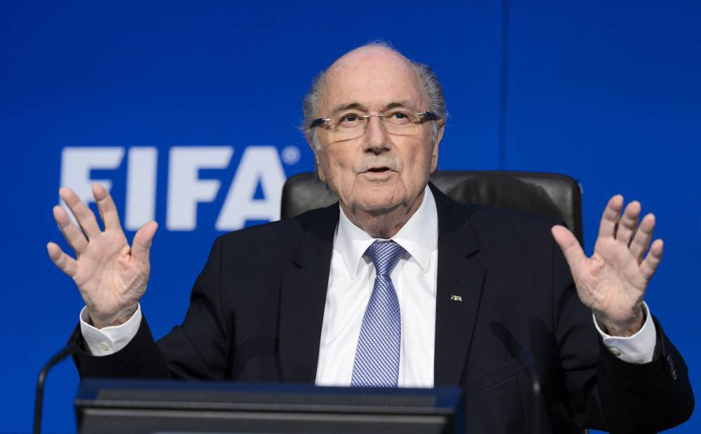"Blatter launches final appeal: ""I have done nothing unjust"""