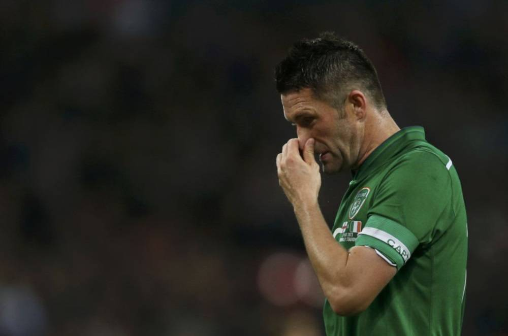 Robbie Keane to retire from Ireland national team