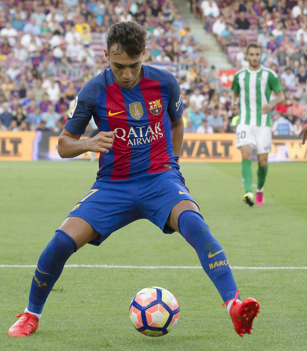 Munir passes Valencia medical