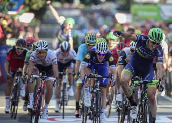 Keukeleire grabs stage win in Bilbao as Quintana retains lead