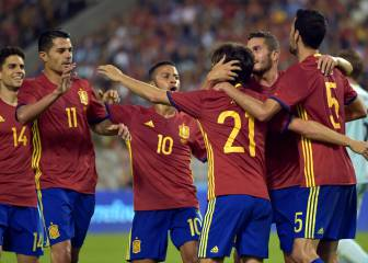 How to watch Spain - Liechtenstein: times, TV, online