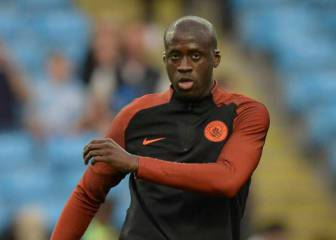Yaya Toure omitted from City Champions League squad