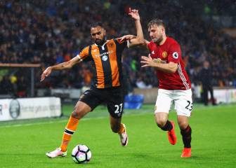 Luke Shaw quits England camp and returns to Manchester