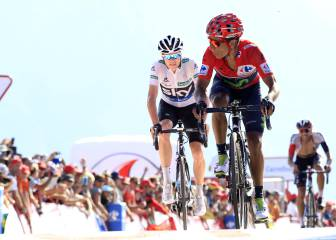 Froome keeps Quintana in sight ahead of 15th Vuelta stage