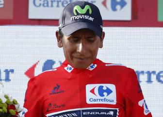 Quintana extends lead over Froome