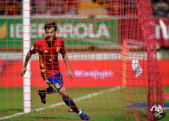 Spain stroll to 8-0 win over Liechtenstein in Leon