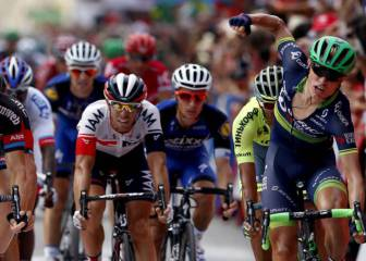 Nielsen wins stage 18, Quintana keeps Vuelta lead